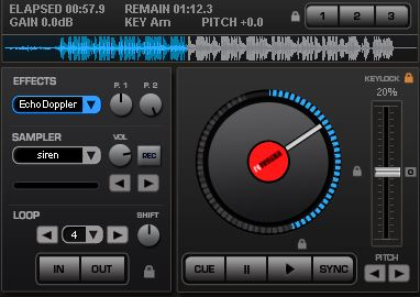 Echo Fade Out In VirtualDJ Like In Serato (EchoDoppler)