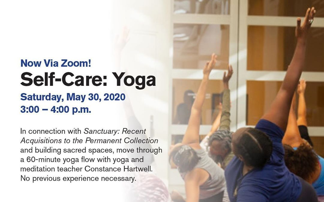 """In connection with """"Sanctuary: Recent Acquisitions to the Permanent Collection"""" and building sacred spaces, move through…"""