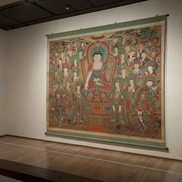 LACMA repatriates Buddhist treasures to Korea  Last week, LACMA and the Jogye Order of Korean Buddhism entered into an a…